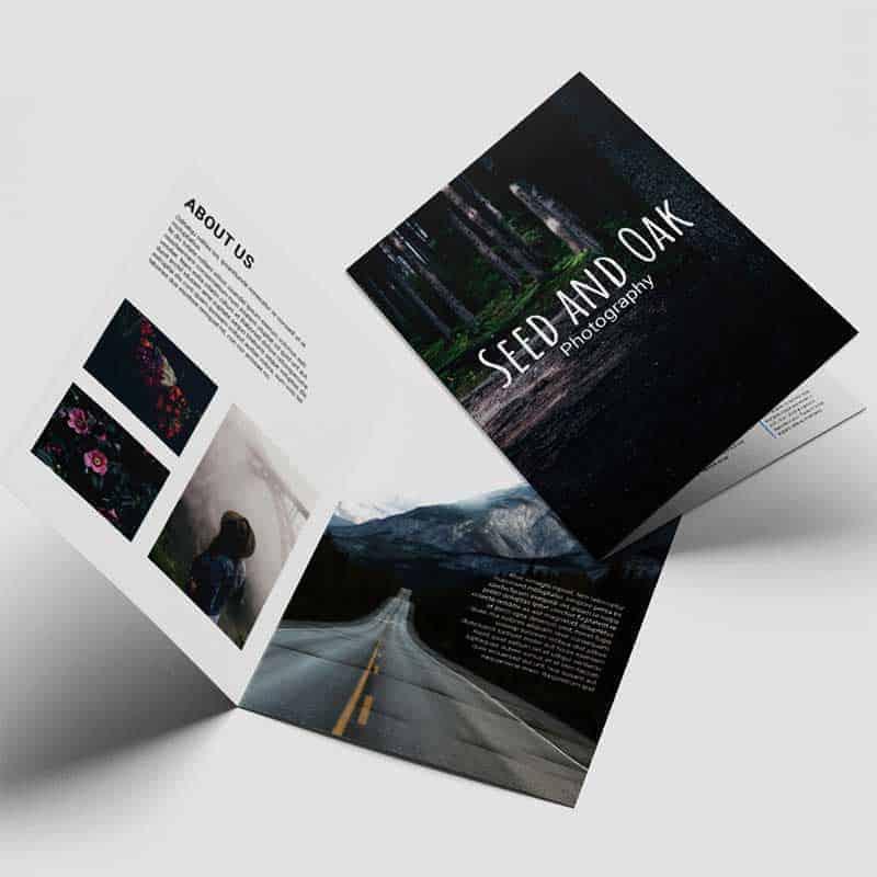 傳單小册子印刷1摺